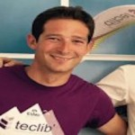 Teclib sponsoring Francois Ragolski