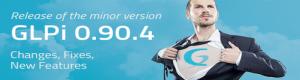 Découvrez la nouvelle version de GLPi 0.90.4