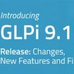 Release of GLPi 9.1