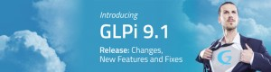 New release candidate for the ITSM GLPi 9.1