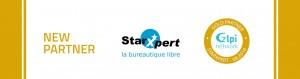 Teclib' et StarXpert étendent le réseau GLPi