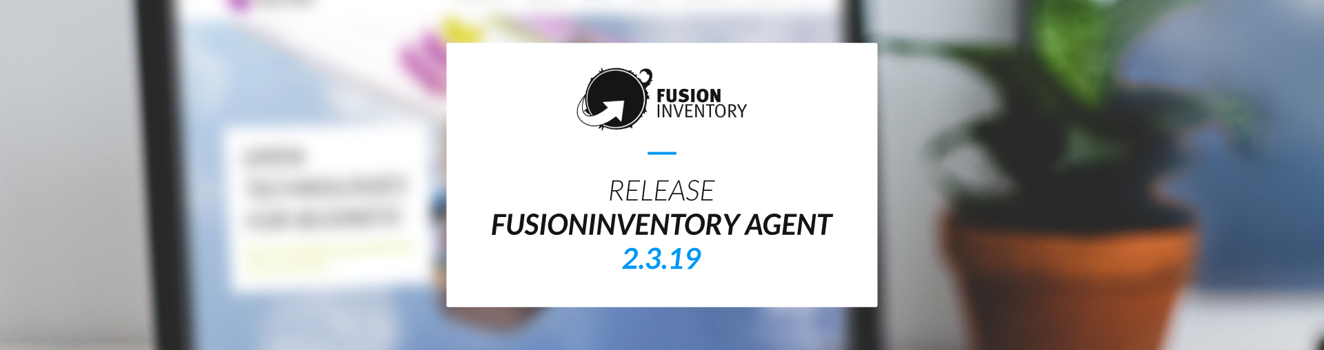 FusionInventory release 2.3.19
