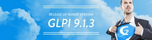 Check out the new minor version GLPi 9.1.3!