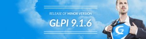 GLPI 9.1.6 AVAILABLE
