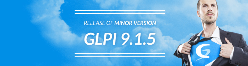 Release GLPI 9.1.3