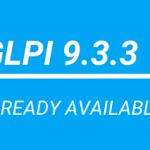 GLPI 9.3.3 for blog post