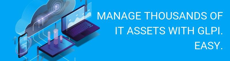 asset management with glpi itsm software