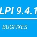 GLPI 9.4.1 bugfixes
