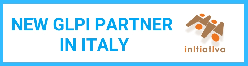 Initiativa GLPI Network partner in Italy
