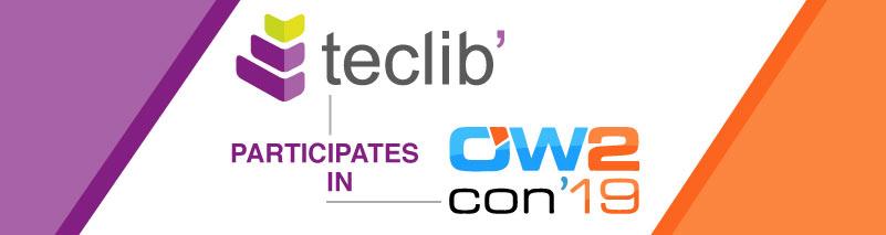 Teclib participates in OW2 con´19