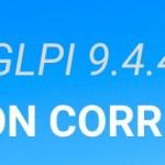 FR GLPI 9.4.4
