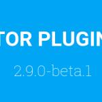Formcreator FR version 2.9.0 beta 1