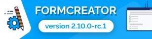 FORMCREATOR 2.10.0 -RC.1