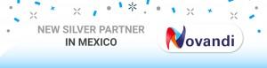 NEW SILVER PARTNER IN MEXICO: Novandi