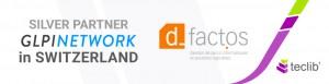 NEW SILVER PARTNER IN SWITZERLAND: d-factos SA