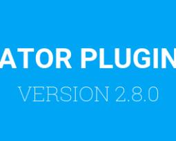 Formcreator plugin version 2.8.0