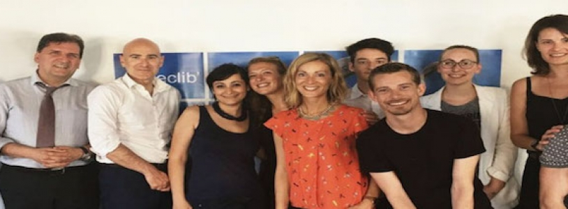 Teclib' et IWS se rencontrent à Barcelone!