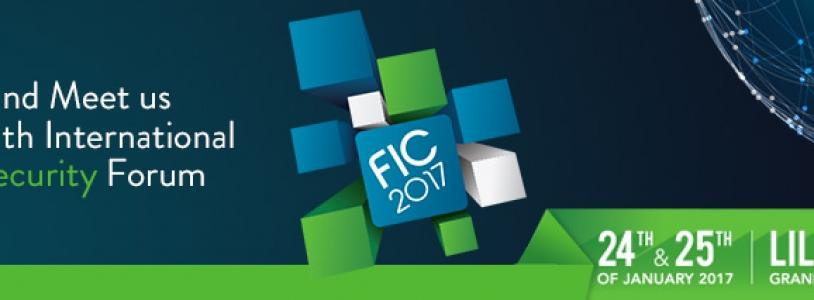 Teclib' will attend the FIC 2017 in Lille