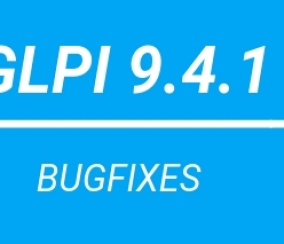 GLPI 9.4.1 update is available.