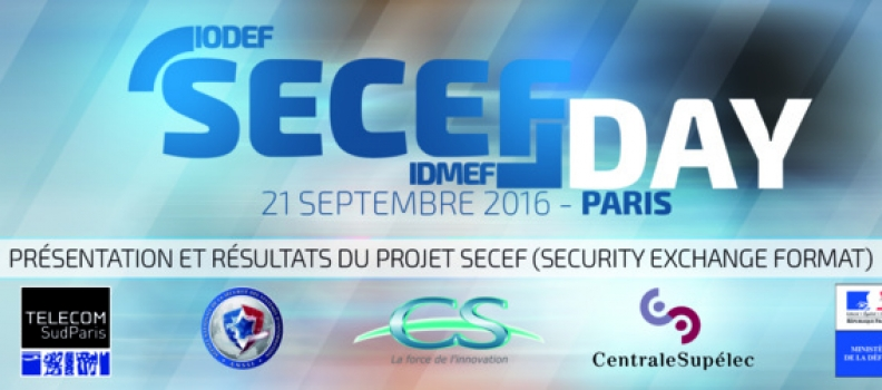 Teclib' will attend SECEF DAY 2016 in Paris
