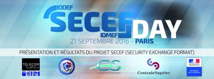 Teclib' will attend SECEF DAY 2016 in Paris