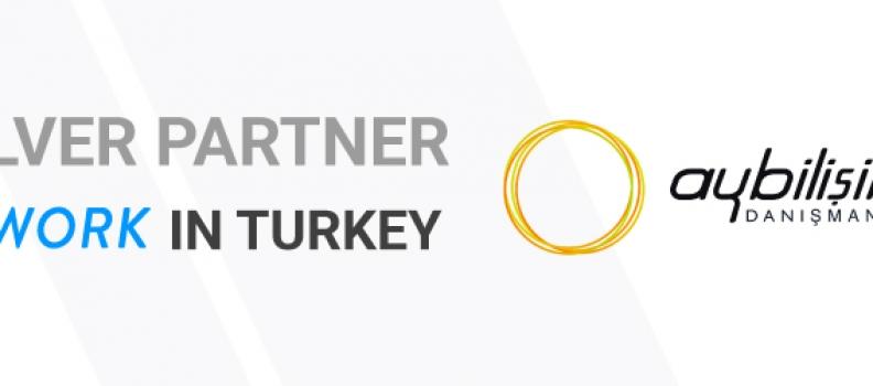 NEW SILVER PARTNER IN TURKEY: Ay Bilisim Danismanlik