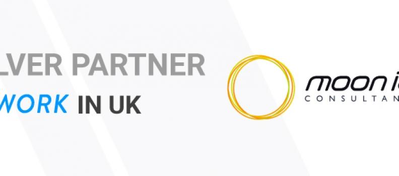 NEW SILVER PARTNER IN UK: Moon ICT Consultancy