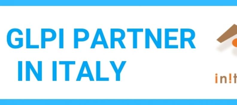 Initiativa: new GLPI Network partner in Italy