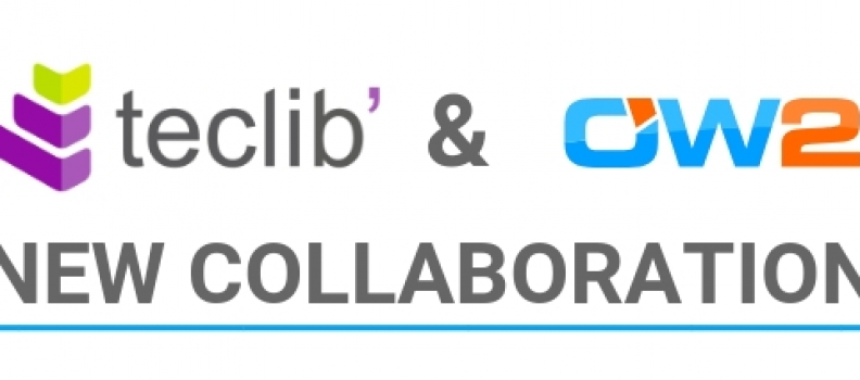 Teclib´is a Corporate Member of OW2!