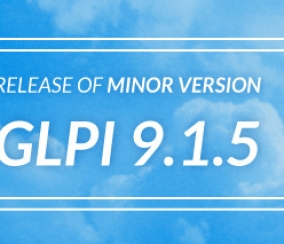 Teclib' is happy to announce the release of GLPI 9.1.5!