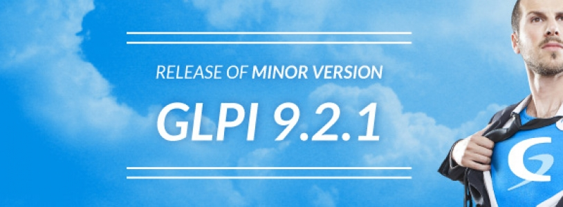 Teclib' is happy to announce the release of GLPI 9.2.1