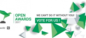 Vote for Teclib' and GLPI at The Open Awards 2017
