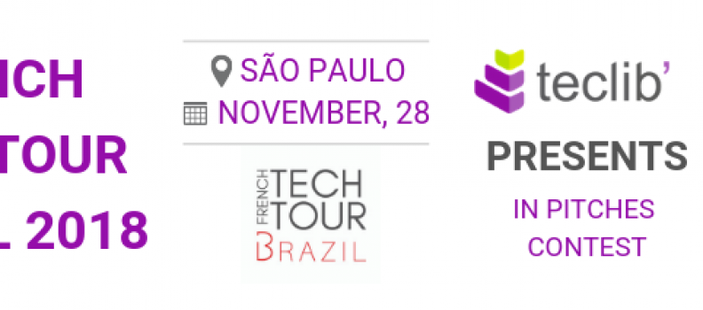 Teclib´presents GLPI in French Tech Tour Brazil 2018!
