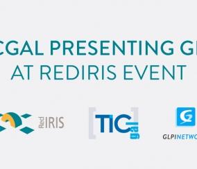 Presentación de GLPI videosesión de RedIRIS