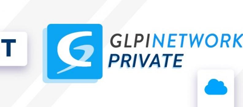 Meet Private GLPI Network Cloud!