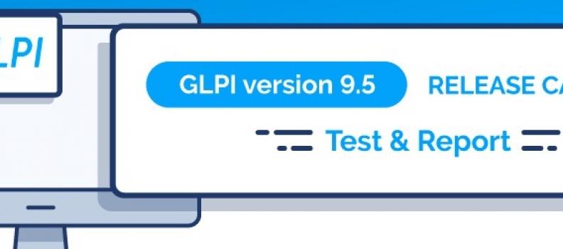 GLPI 9.5: RELEASE CANDIDATE