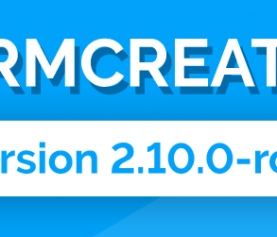 FORMCREATOR 2.10.0 – RC 1.