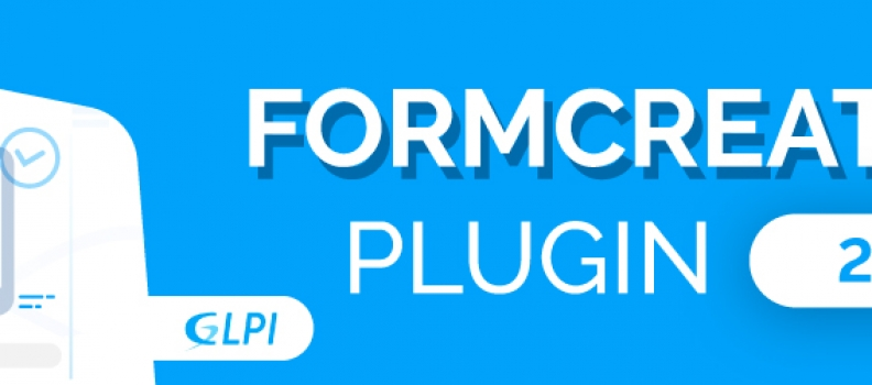 FORMCREATOR PLUGIN: LA VERSION 2.9.2 EST DISPONIBLE.